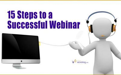 15 Steps to a Successful Webinar