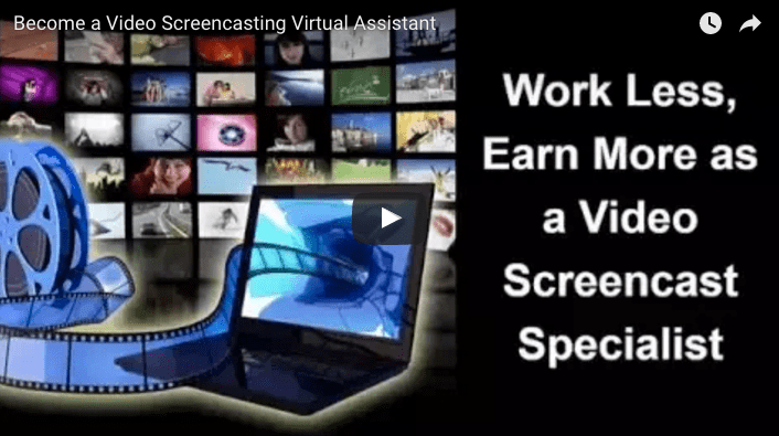 Hire a Screencasting Video Virtual Assistant in 2016