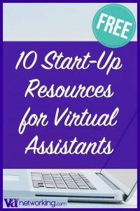 Free Startup Resources for Virtual Assistants