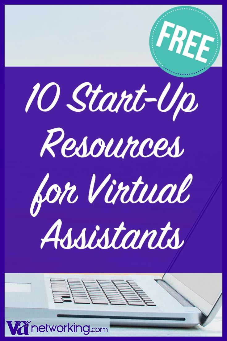 FREE Virtual Assistant Resources