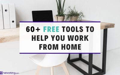 60+ FREE Tools to Help You Easily Work From Home
