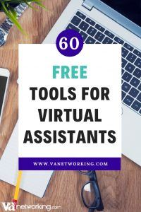 Free Virtual Assistant Tools for Working from Home