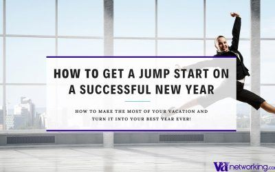Get a Jump Start on a Successful New Year