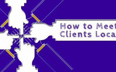 How to Connect With Clients Through Local Methods