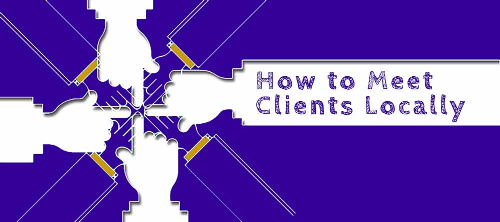 How Connect with Clients Locally as a Virtual Assistant