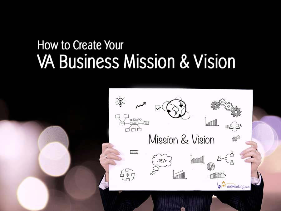 How to to Create Your Virtual Assistant Business Mission and Vision