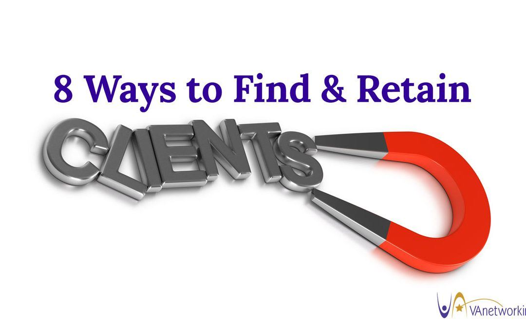 How to Find and Retain Clients