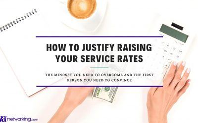 How to Justify Raising Your Rates
