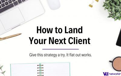 Land Your Next Client With This Tip