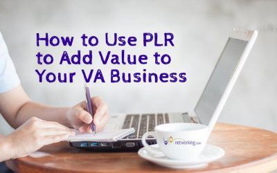 How to Use PLR to Increase Your VA Reputation Online