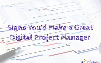 Signs You'd Make a Great Digital Project Manager