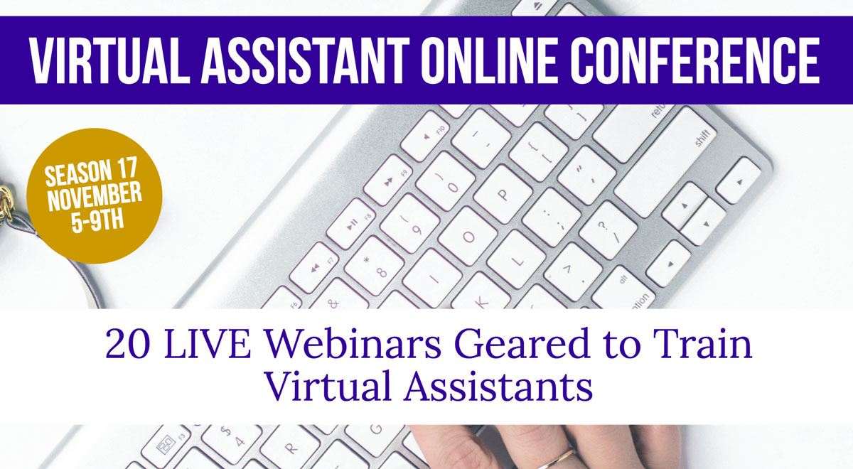 Virtual Assistant VAvirtuosos Seminar Series