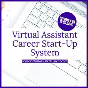 Virtual Assistant Start Up System