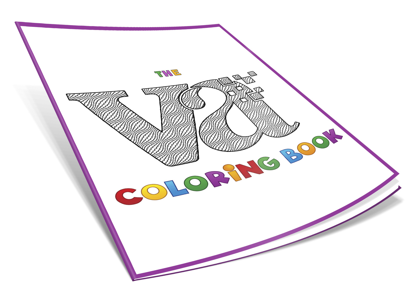 Virtual Assistant Coloring Book