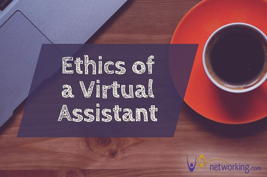 Ethics of Virtual Assistant