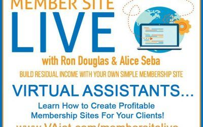 Membership Sites to Help Your Clients Make Residual Income