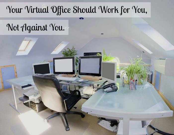 Your Virtual Assistant Office Should Work For You, Not Against You